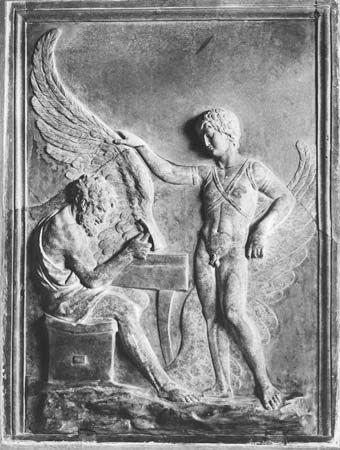   b l o o d • o f • t h e • p o e t s   Daedalus and Icarus