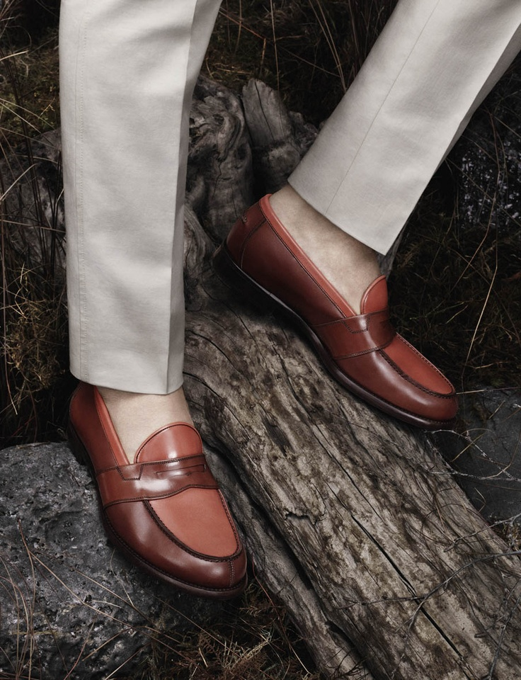 Salvatore Ferragamo Spring/Summer Men's Shoes Collection ...