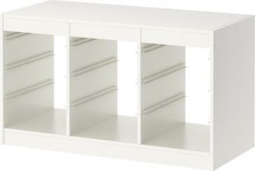 TROFAST Frame - modern - toy storage - IKEA