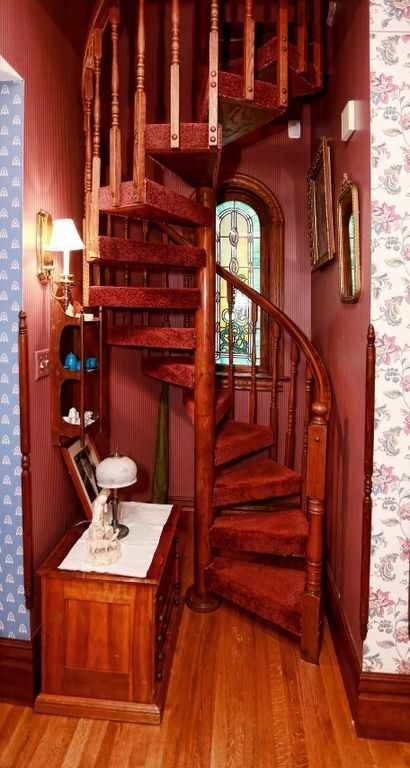 This Victorian home located in historic Waterville is more beautiful than the…