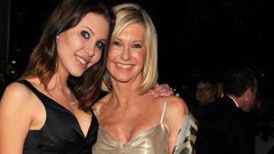 Olivia Newton John's daughter's changing looks spark concern