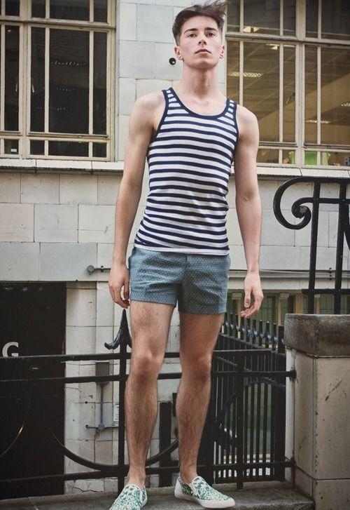 homme—models:  Luke Baverstock|Photo:Troy Wise
