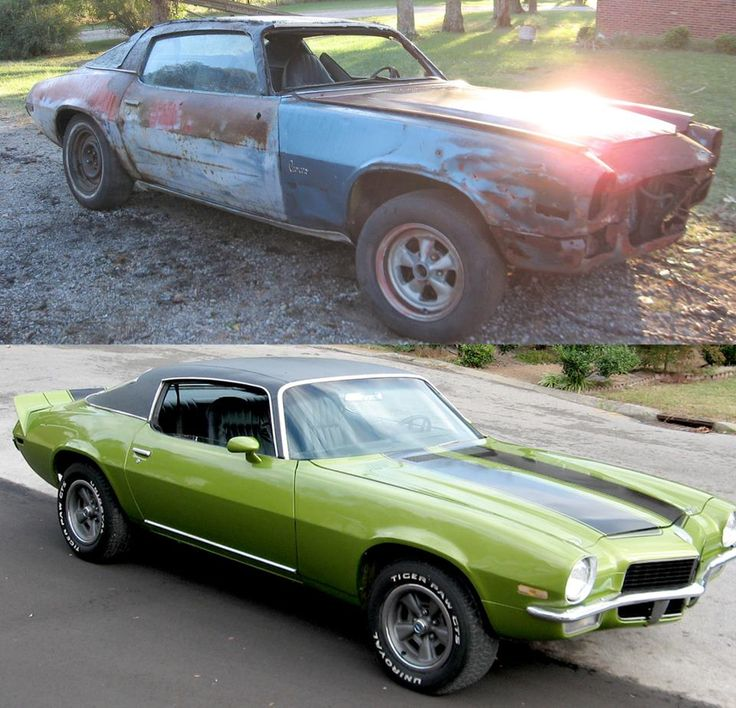 33 best Camaro Restoration images on Pinterest | Chevy camaro, Dream ...
