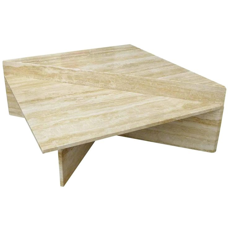 Travertine Coffee Table - Furniture Sets Living Room Check more at http://www.buzzfolders.com/travertine-coffee-table/