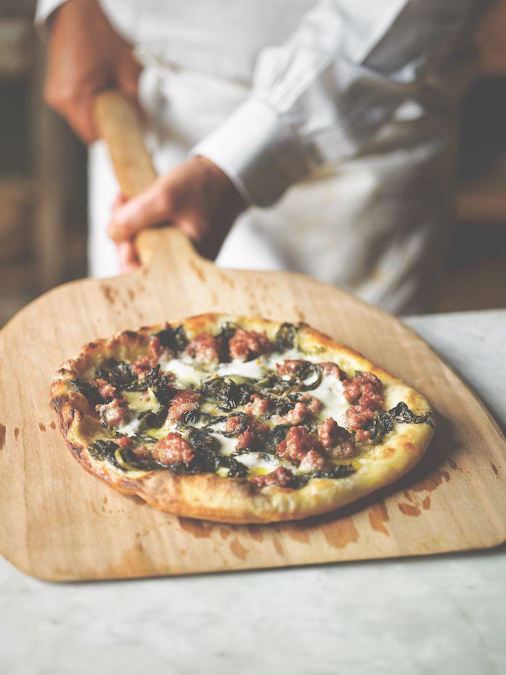 Mastering Artisan Pizza at Home