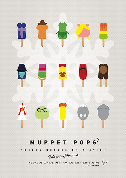 The Muppet Pops!