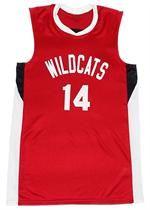 High School Musical Red Basketball Jersey