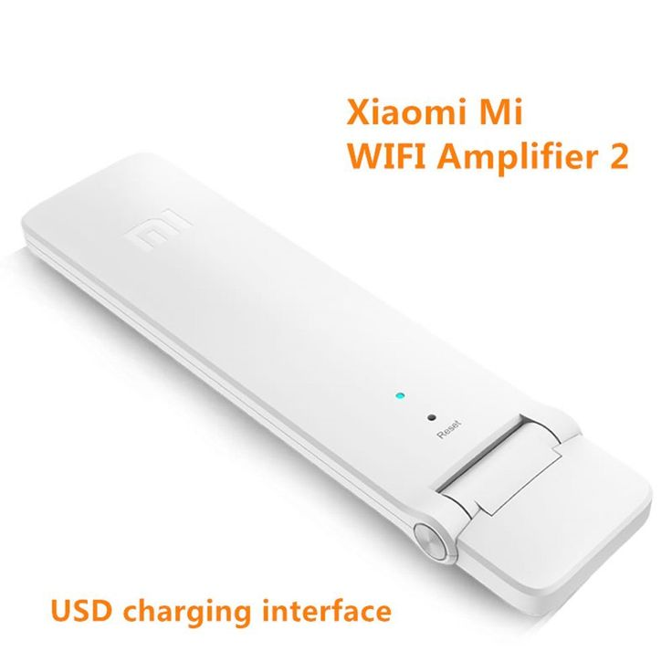 English Version Original Xiaomi Mi WIFI Amplifier 2 Extender Signal Boosters Repeater WiFi Wireless For xiaomi Router //Price: $0.00//     #shopping