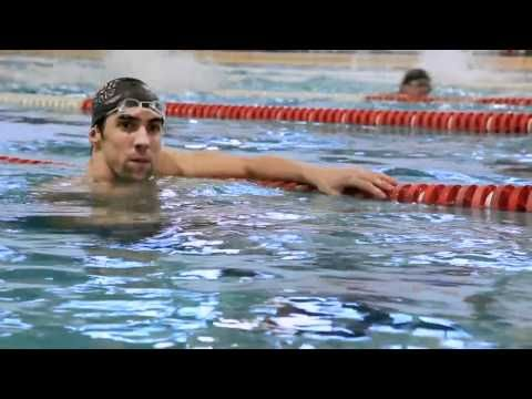 Good example of visualization. Olympics 2012: Michael Phelps has mastered the psychology of speed