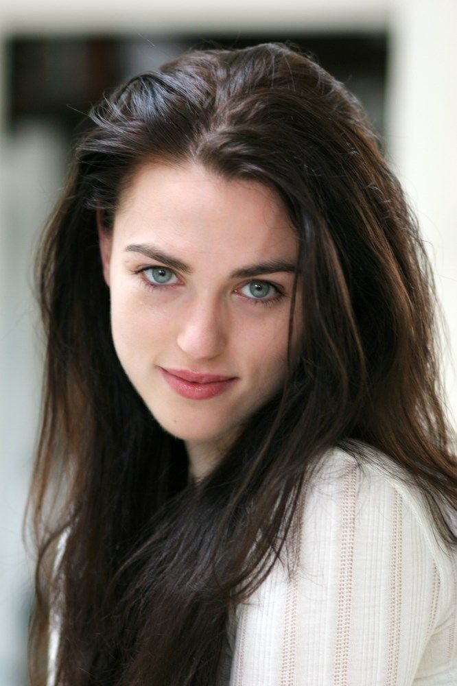 Katie McGrath - wow she is beautiful