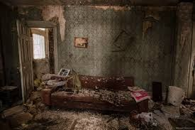 Image result for inside abandoned places