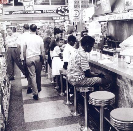 Black Civil Rights....America in the 1950's