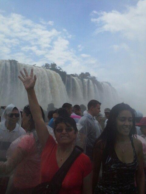 La Garganta del Diablo, Iguazu !Brasil