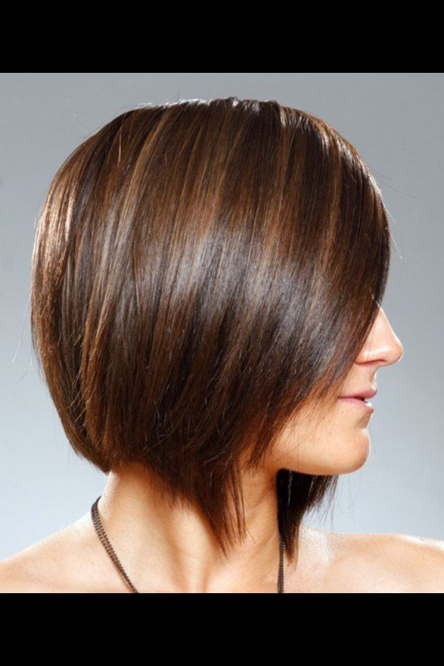 haircut colors inverted bob beautiful inverted bob hair 5208