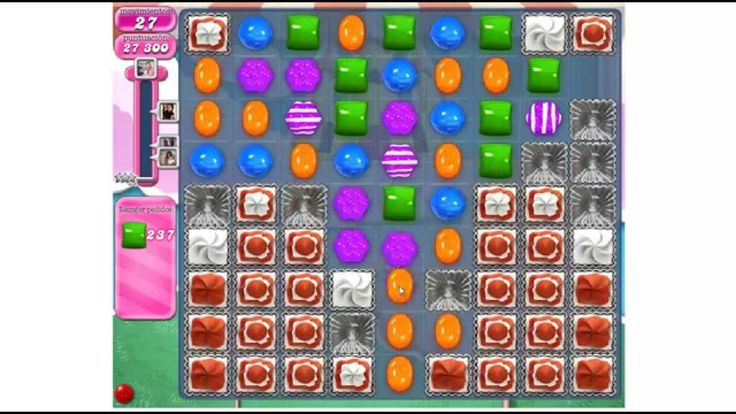 Candy Crush Saga Level 281 Complete Points 5.493.880 RECORD