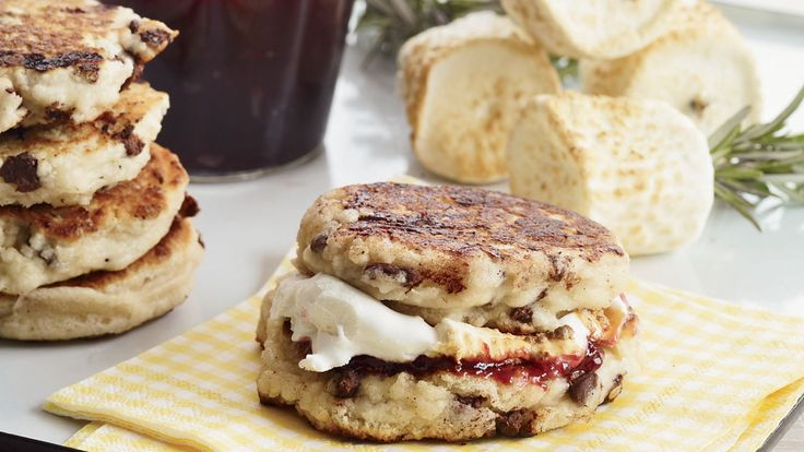 Campfire biscuit s'mores take your s'more experience to the next level - TODAY.com