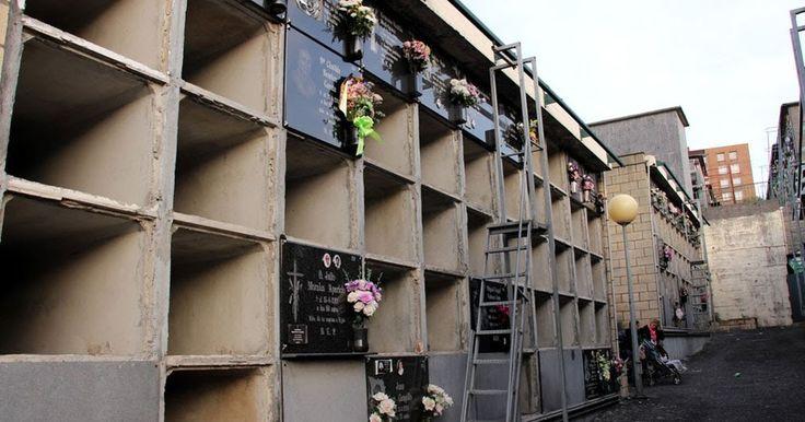 Los enterramientos y exhumaciones se suman a la lista de servicios en situación irregular