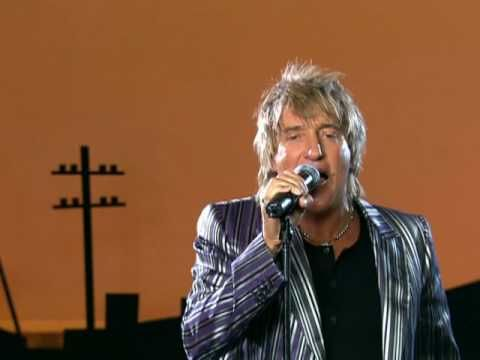Music video by Rod Stewart performing Have You Ever Seen The Rain. (C) 2006 J Records