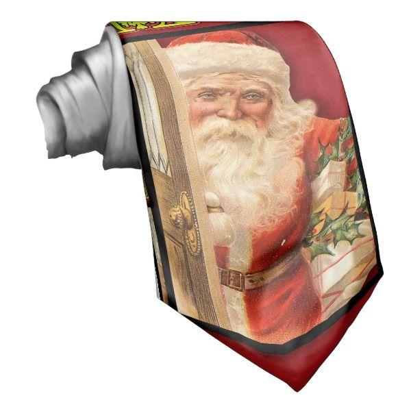 Ho Ho Ho Christmas Tie