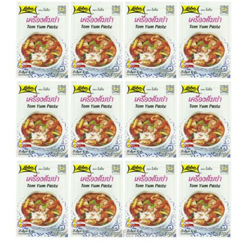 12x30g Lobo Tom Yam Koong Thai Shrimp Soup Recipe Menu Flavor Spicy Instant Food  Price:US $18.99  http://www.ebay.com/itm/162094814149  #ebay #Thailandfantastic #Paypal #Home #Garden #Food #Beverages #Spices #Seasonings #Extracts #Lobo #TomYamKoong #Thai #Shrimp #Soup #ShrimpSoup #Recipe #Menu #Flavor #Spicy #Instant #Food