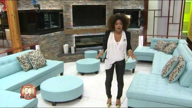 Big Brother Canada Living Room