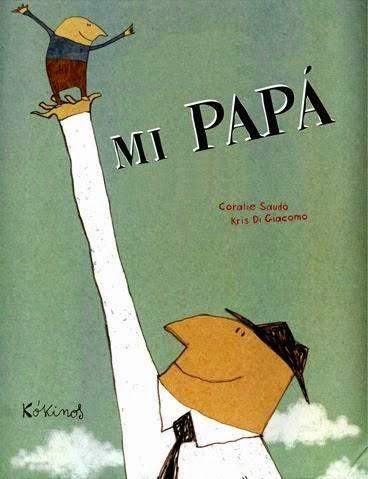 """""""Mi papá"""" - Coralie Saudo (Kókinos) #padres #papas"""