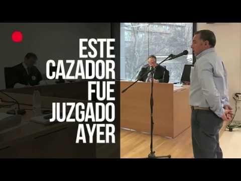 SENTAMOS EN EL BANQUILLO A UN CAZADOR Y PEDIMOS PARA EL 40 AÑOS DE CARCE...