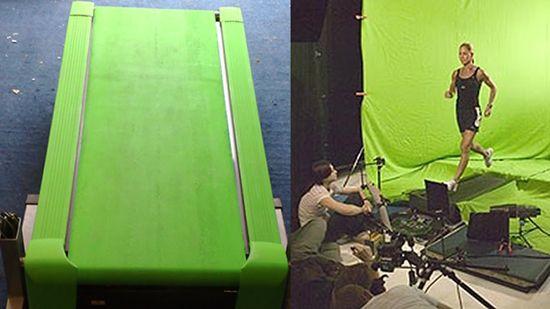 Green Screen Treadmill | Green Screen | Pinterest | Green ...