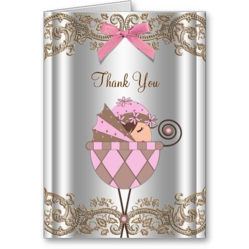 Best Baby Shower Thank You Notes Images On   Index