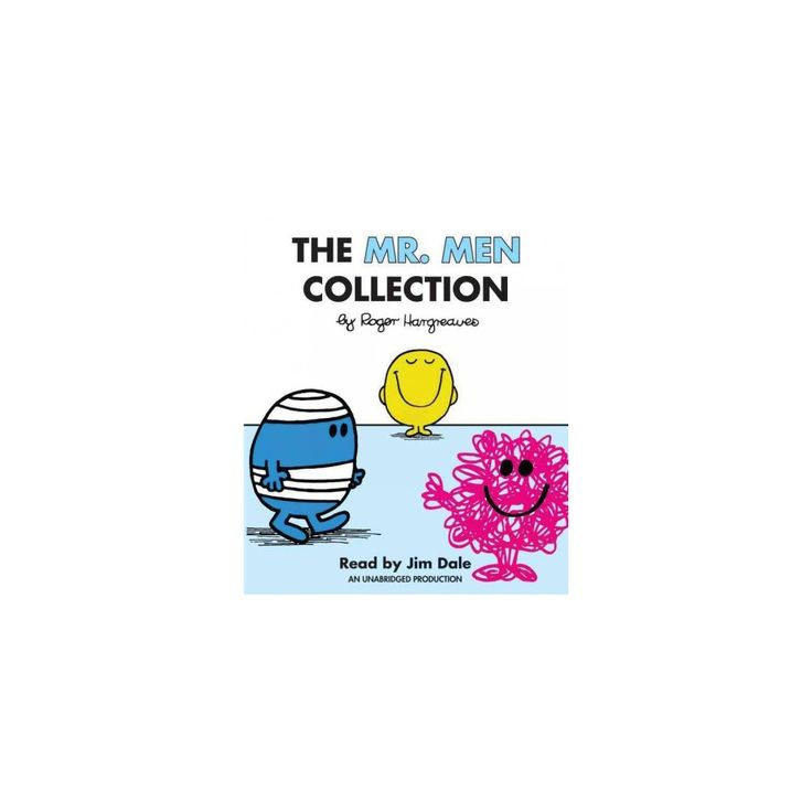 The Mr. Men Collection (Unabridged) (Compact Disc)