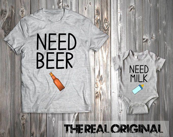 Fuck Milk Got Beer T-Shirt