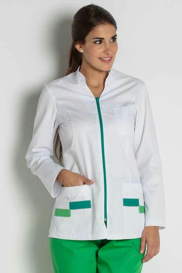 8 besten Health area Bilder auf Pinterest | Arbeitskleidung, Blusen ...