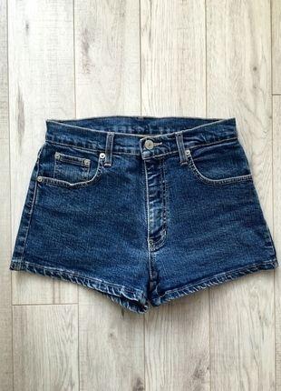 Kup mój przedmiot na #vintedpl http://www.vinted.pl/damska-odziez/szorty-rybaczki/13292443-jeansowe-szorty-z-wysokim-stanem-vintage