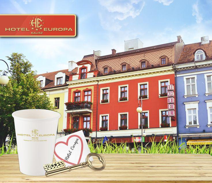 Zapraszamy na pyszną i aromatyczną kawę do Hotelu Europa :)