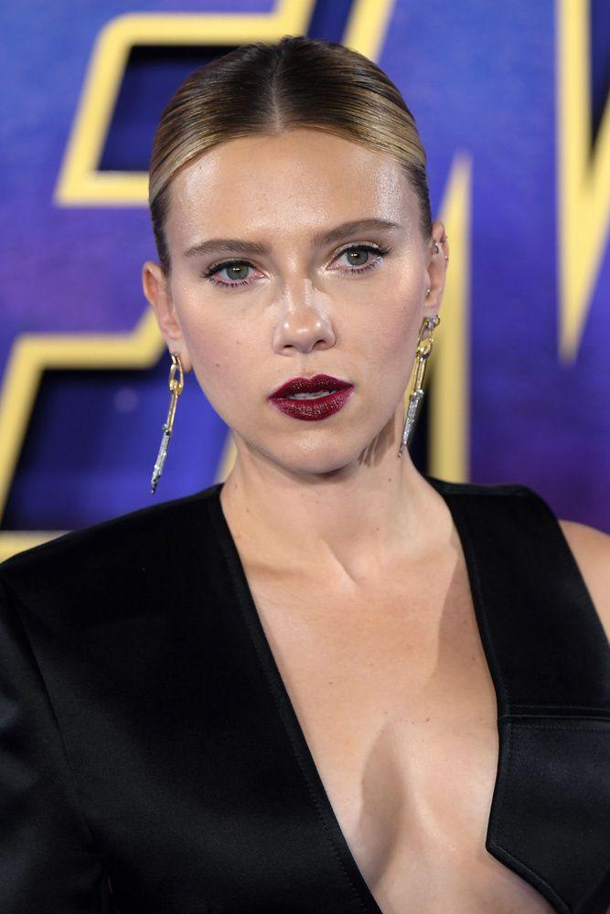Scarlett Johansson At Avengers Endgame Screening Pics Scarlett Johansson Black Widow Scarlett Scarlett Johanson