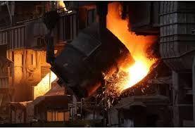 liquid steel production