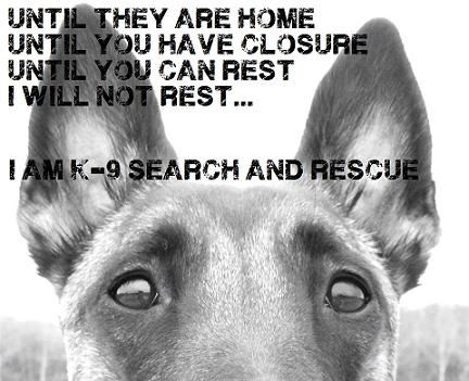Buckeye Search and Rescue Dogs Home Page