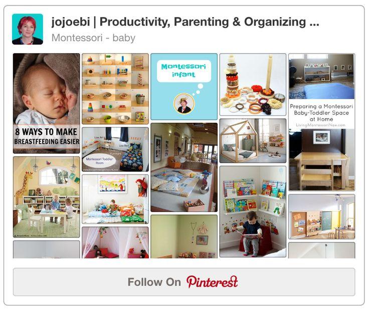 montessori baby rooms