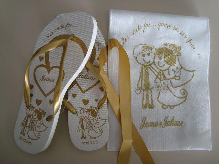 Sandálias Personalizadas Para Casamento – As grandes festas como casamentos, formatura e festas de e