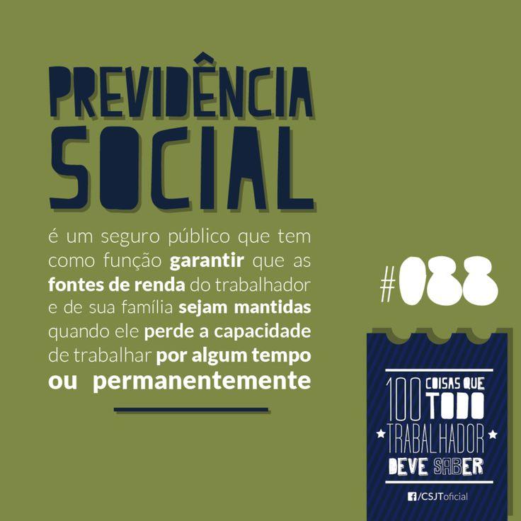 Fonte: Conselho Superior da Justiça do Trabalho (CSJT)  #Previdênciasocial #Direito #Trabalho #Fontederenda #Garantia