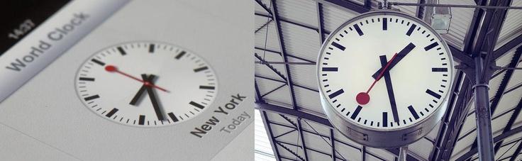 Design de relógio suíço do iOS 6 custou US$ 20 milhões a Apple