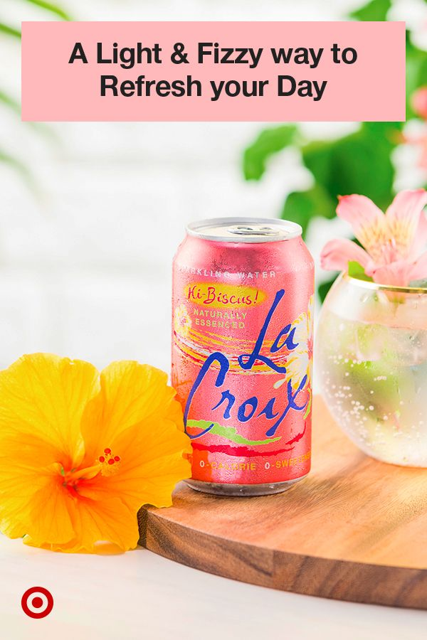 Switch Up Your Usual Snacks With A Refreshing Flavorful Alternative Shop Lacroix Hi Biscus Sp Starbucks Drinks Recipes Cocktail Drinks Recipes Shakes Drinks