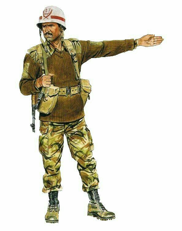 Invasion of Kuwait, Iraqi Army, M.P. Kuwait City - pin by Paolo Marzioli