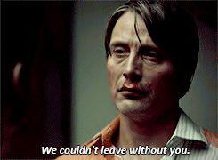 #Hannibal Finale / Mizumono / Will & Dr.Lecter