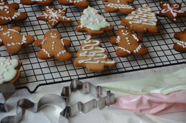 Galletas de jengibre /Christmas Ginger cookie