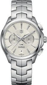 Link Calibre 18 Automatic Chronograph 200 M - 40 mm CAT2111.BA0959 TAG Heuer watch price