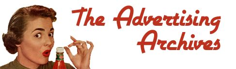 Advertising Archives - One of the best ad research and viewing sites, over 1 million images cataloged.