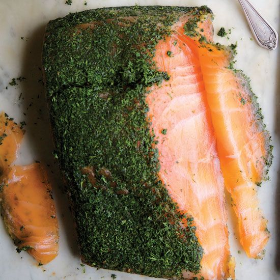 This Gravlax Recipe, a basic ancient Scandinavian curing technique for salmon, is versatile and begs to be adapted.