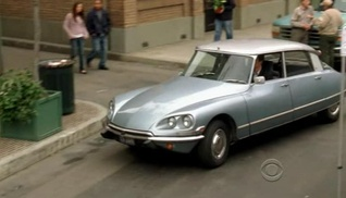 Patrick Jane's Car  The Mentalist.....surprised that thing still runs!