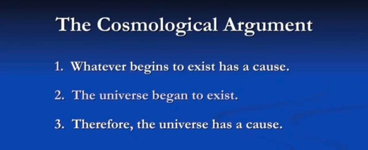 philosophy essay cosmological argument Introduction historically, the cosmological argument has been one of the most common arguments that philosophers have used to prove the existence of god.